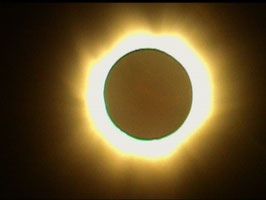Sonnenfinsternis am 11.08.1999