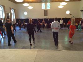 Das Wichtigste beim Tango: das Gehen