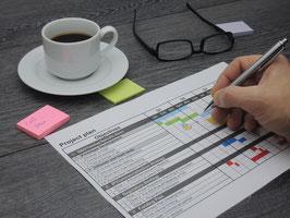 経営計画の作り方・立て方と進捗管理の方法は?計画の進捗管理にはガントチャートがオススメ!