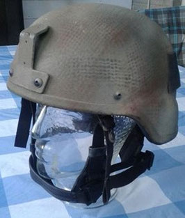 helm, defensie, rabintex, commando, kct