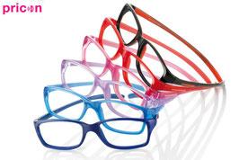 Stylische Kinderbrille gut geeignet für den Schulsport