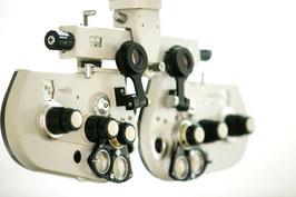Augenprüfung vom Fachmann