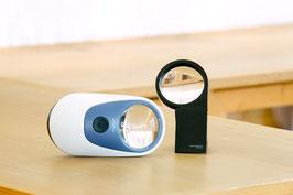 Lupen und vergrößernde Sehhilfen von Optik Flemisch