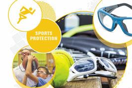Sportschutzbrille für Kinder und Erwachsene