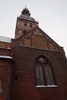 Der Dom in Riga