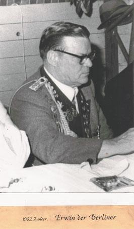 1962 - Erwin Zander