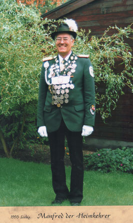 1995 - Manfred Liebig