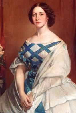 La comtesse Auguste de Bruneteau de Sainte Suzanne