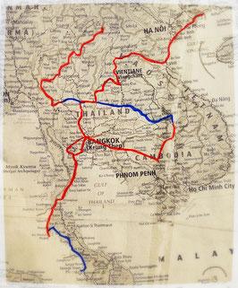 Asie du sud-est, voyage à vélo, Laetitia, bike touring, entreicietla