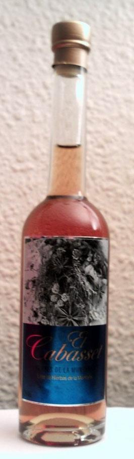 El Cabasset, licor de hierbas de la montaña