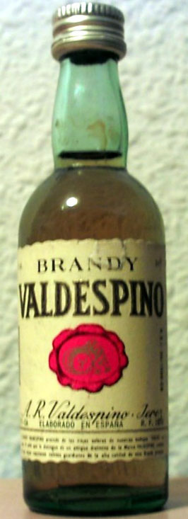 BRANDY VALDESPINO