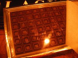 チョコのパズル