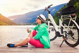 Pedelec und E-Bike