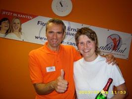 Stefanie Stieler und Stephan Gehnen