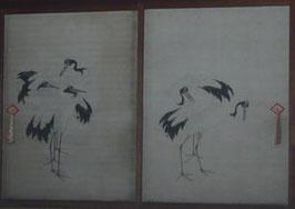 諸大夫の間 鶴の間
