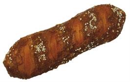 croci stokbrood, kip rund hondenkluif