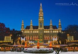 Am Wiener Rathausplatz, Silvesterpfad, günstig das Hotel Urania direkt buchen