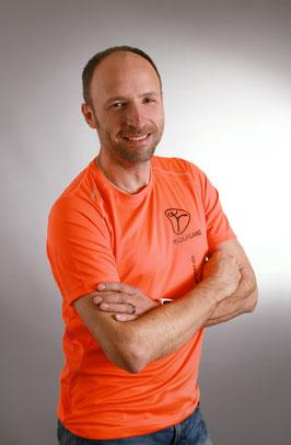 Sport-Partner Wolfgang Scholz