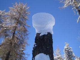 Väterchen Frost mit Zylinder