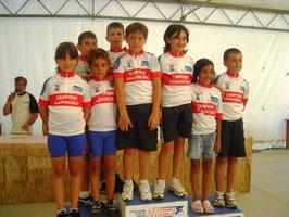 TUTTI I CAMPIONI PROVINCIALI DI SAVONA 2009