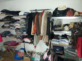 Kleiderraum