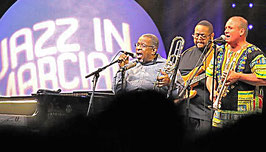 Ferd Wesley à Jazz in Marciac