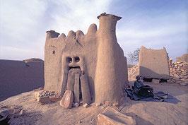 architecture des dogon mali