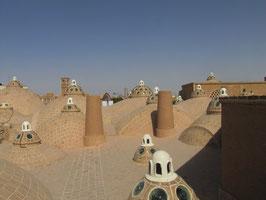 vom Dach des Hamam