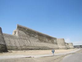 Reste von alter Stadtmauer