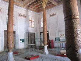 kleine Moschee im Ark