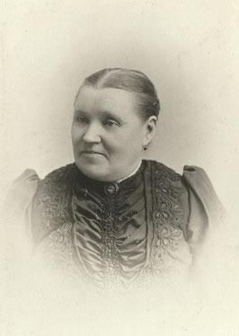 Ehefrau Anna Maria, geb. Böhmer