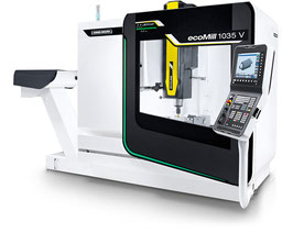 one Eco Mill 1035V machining center by DMG Mori