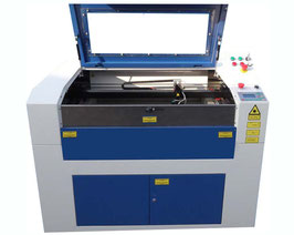 one laser engraving and cutting machine with laserclass 1 by Sabko