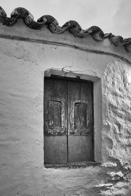 Detalle Ventana casa de Corterrangel