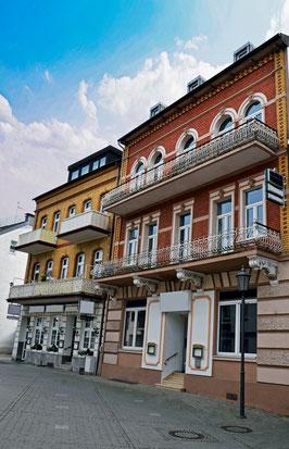 Berliner Hof Bad Neuenahr China Restaurant Dalmacija Grill kroatisches Restaurant Mehrfamilienhaus Mietwohnungen immoconsilium