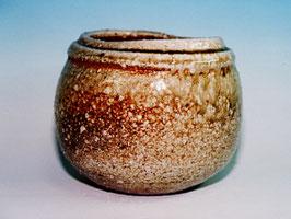 信楽自然釉花器