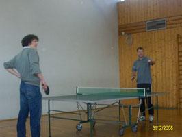 Spezialisten unter sich - Martin Hauser (1.Platz) und Martin Schäfle (3.Platz)