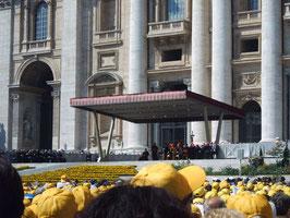 Rom, Generalaudienz bei Benedikt XVI.