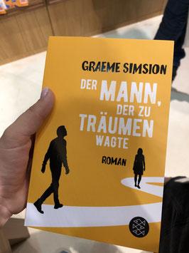 Graeme Simsion: Der Mann, der zu Träumen wagte
