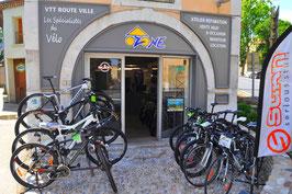 bike shop clermont l'herault