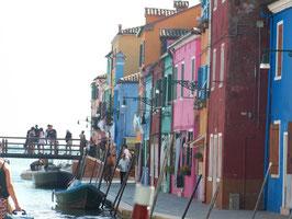 Burano, Mut zur Farbe