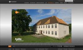 Luftbild Drohne für ZDF