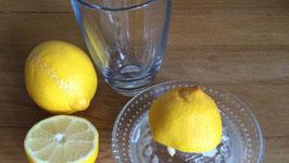 Zitronensaft Leberkur