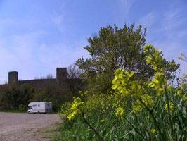 Monteriggioniという田舎町にて。↓↓「続きを読む」をクリック