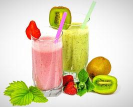 Detox Smoothie Rezepte: Grün und Rot