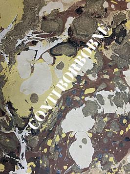 Carta marmorizzataConti Borbone carta marmorizzata vendita