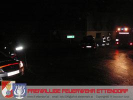 Einsatz Verkehrsunfall 15.03.2010