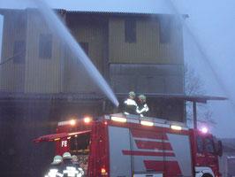 Abschnittsübung Stallhof 23.04.2010