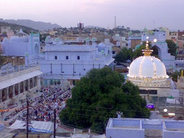 Dargah Sharif, Twightlight shot
