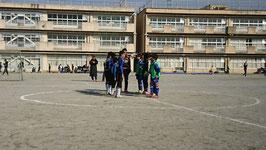 @松葉中学校